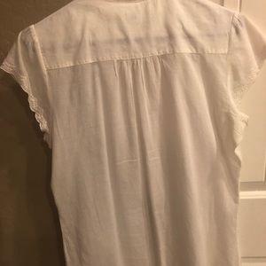 Gorgeous Converse cotton blouse